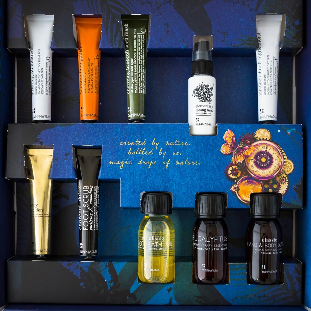 Magic Beauty Adventure Box + Goed gevoel